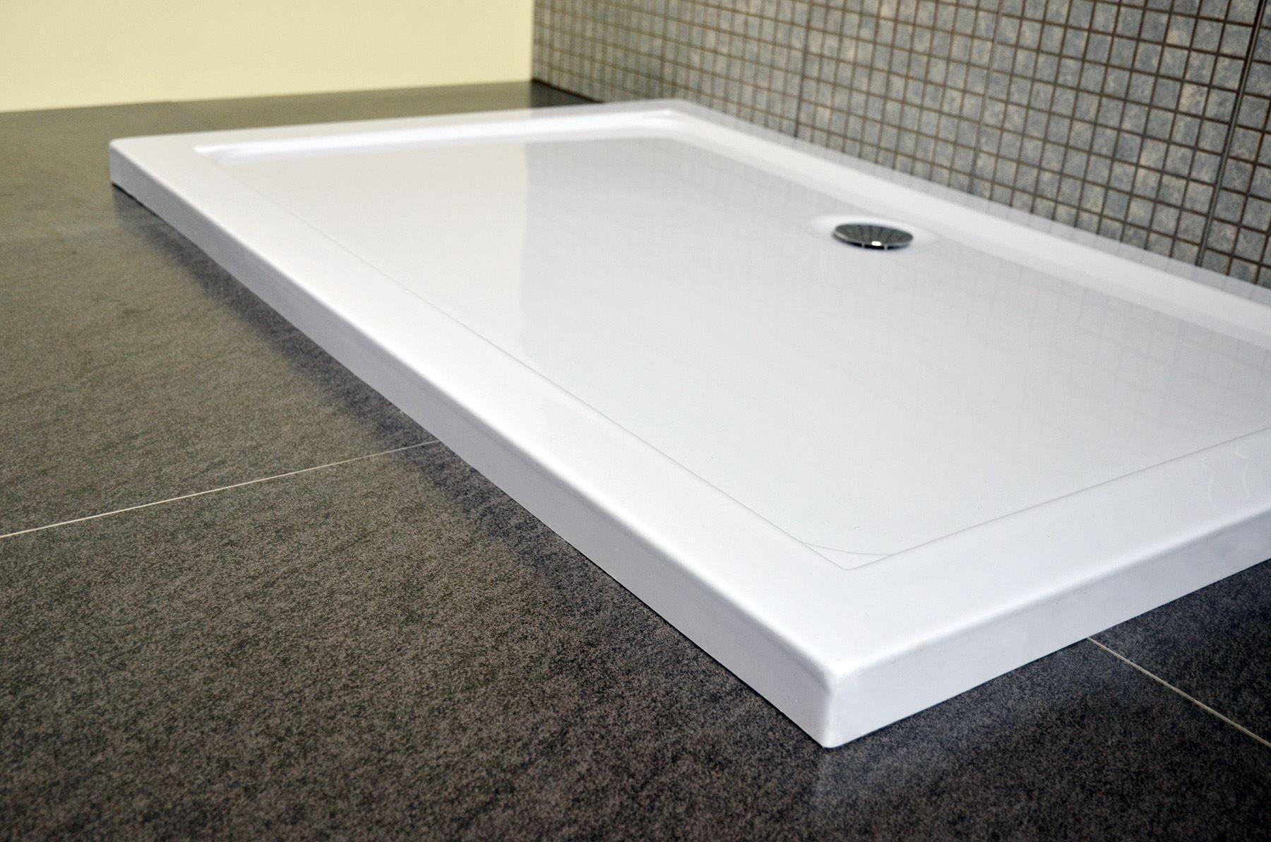 Easy 40mm Square Rectangular Shower Enclosure Corner