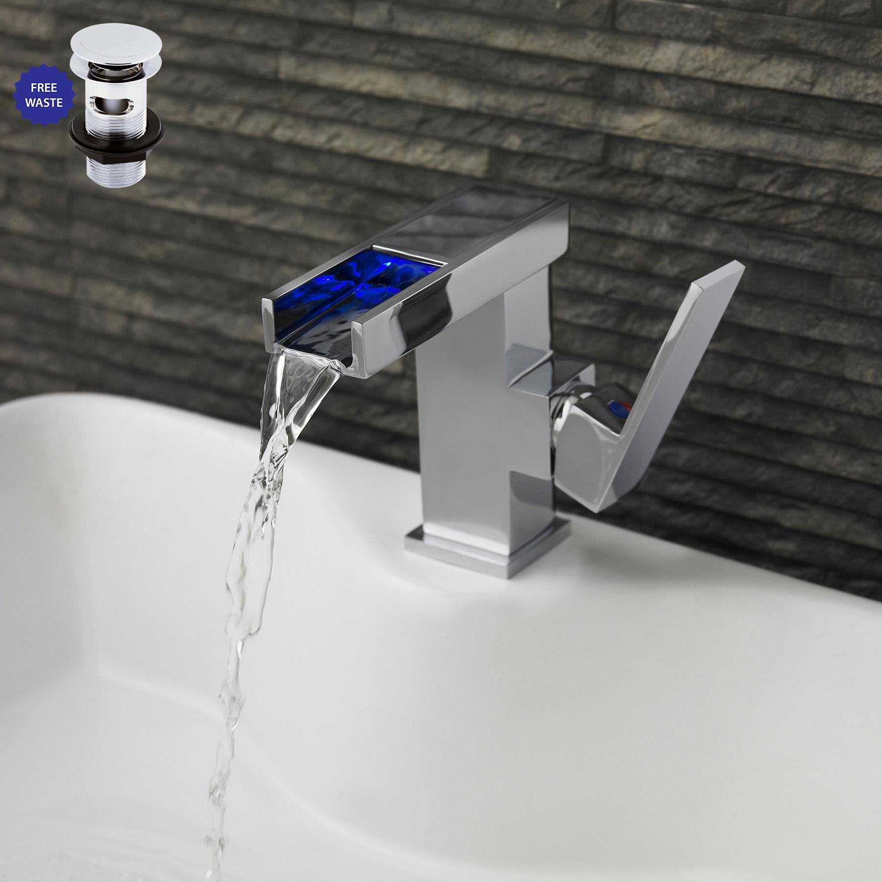Stainless Steel Kitchen Mono Faucet Button